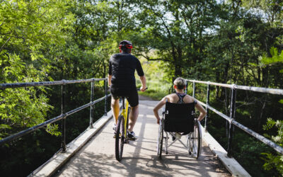 Benefits of Physical Activity for Adults Living with Physical Disabilities