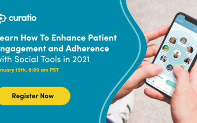 Free Webinar: How to Enhance Patient Engagement and Adherence with Social Tools in 2021