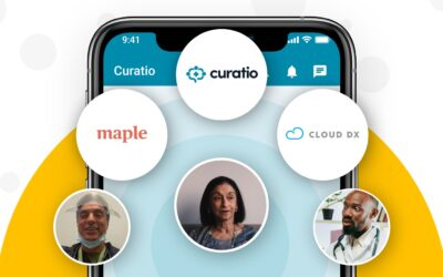 Curatio Partners with Maple and Cloud DX on Canada-Wide COVID-19 Home Monitoring Program