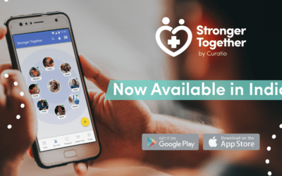 Curatio Launches Peer-to-Peer Patient Support App in India