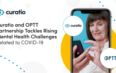New Curatio Partnership Tackles Rising  Mental Health Challenges Related to COVID-19
